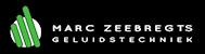 Freelance Geluidstechnicus Marc Zeebregts